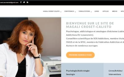 Bienvenue sur le nouveau site de Magali Croset-Calisto !