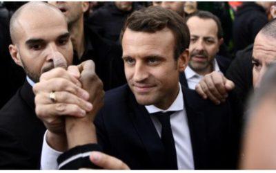 Emmanuel Macron, le Peter Pan de la politique