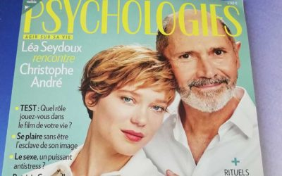 Le sexe, un puissant antistress ? Interview de M. Croset-Calisto dans Psychologies