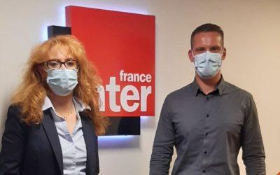 Magali Croset-Calisto est l'invitée de France Inter «Grand bien vous fasse» : la crise sanitaire a-t-elle émoussé le désir sexuel?
